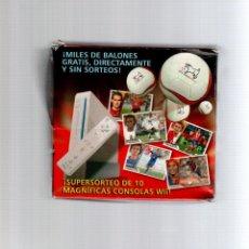 Trading Cards: CAJA COMPLETA DE LA LIGA 2007-2008 50 SOBRES EDICIONES ESTADIO. Lote 52588208