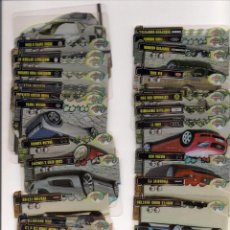 Trading Cards: DREAM CARS. Lote 52951616