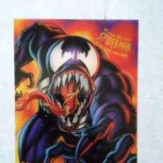 Trading Cards: SPIDERMAN MARVEL FLEER ULTRA LIMITED EDITION 10/10 AMERICAN TRADING CARDS. Lote 277052248