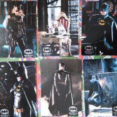 Trading Cards: BATMAN RETURN MICHELLE PFEIFFER CATWOMAN AMERICAN TRADING CARDS. Lote 53373058