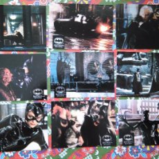 Trading Cards: BATMAN RETURN MICHELLE PFEIFFER CATWOMAN AMERICAN TRADING CARDS. Lote 53373072