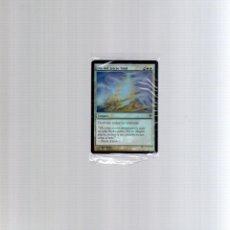 Trading Cards: 9 CARTAS DIA DEL JUICIO FINAL EN FOIL DE MAGIC THE GATHERING EN UN PLASTICO SIN ABRIR. Lote 53558426