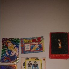 Trading Cards: DRACON BALL Z - LOTE DE 130. Lote 53842476