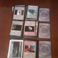 Trading Cards: STAR WARS 120 CARTAS-LUCASFILM LTD,VERSION INGLESA. Lote 53887888