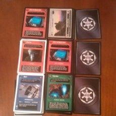 Trading Cards: STAR WARS 110 CARTAS-LUCASFILM LTD,VERSION INGLESA. Lote 53888029