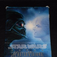 Trading Cards: 1995 STAR WARS - TOPPS MASTER VISIONS - COLLECTORS CARDS - NO. 1 A 36 – PREMIERE EDITION. Lote 54022991