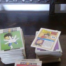 Trading Cards: LOTE 475 CROMOS O CARTAS COLECCION BOLA DE DRAGON - DRAGON BALL EDICIONES ESTE 1989. Lote 54107671