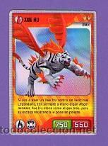 036 36 Xue Hu Max Invizimals Desafios Ocultos 2 Buy Old Trading Cards At Todocoleccion 54720696