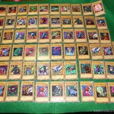 Trading Cards: LOTE DE CARTAS YU-GI-OH EN PORTUGUES DE KONAMI. Lote 55350626