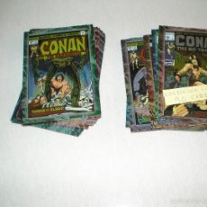 Trading Cards: TRADING CARDS CONAN COMPLETA. Lote 55859824