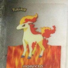 Trading Cards: TRADING CARD POKEMON, COLECCIÓN LAMINCARDS. PONYTA.. Lote 55949413