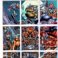 Trading Cards: THE PROPHET COLLECTION. COLECCIÓN COMPLETA DE 90 TRADING CARDS. Lote 56188805