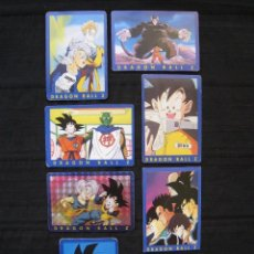 Trading Cards: LOTE 8 CROMOS TRADING CARDS - DRAGON BALL Z.. Lote 210138350