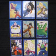 Trading Cards: LOTE 11 CROMOS TRADING CARDS - DRAGON BALL Z.. Lote 210138461