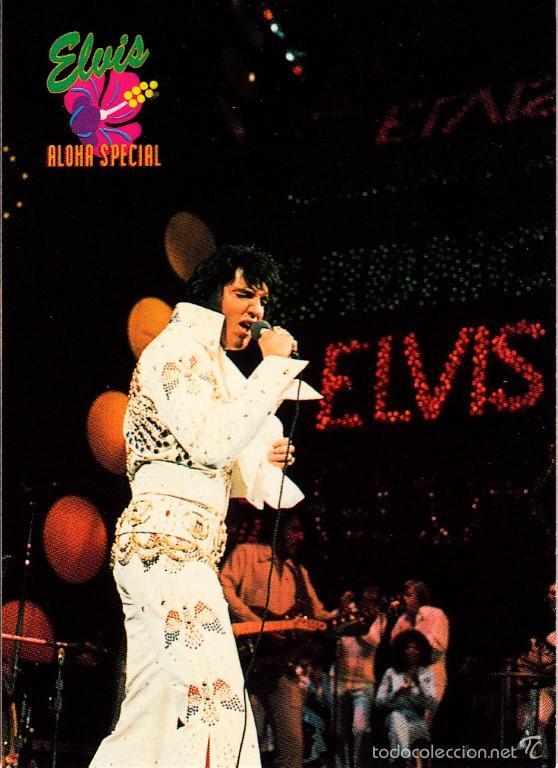 Cromo Usa Trading Card The Elvis Collection Comprar Trading