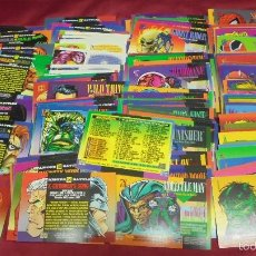 Trading Cards: 1993 MARVEL SKYBOX. COLECCION COMPLETA. 180 TRADING CARDS.. Lote 57476561