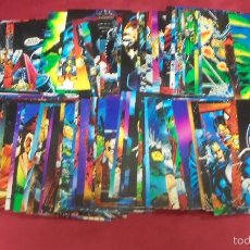Trading Cards: THE PUNISHER WAR JOURNAL ENTRY. COLECCION COMPLETA. 90 TRADING CARDS.. Lote 57476655