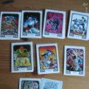 Trading Cards: CAPITAN AMERICA - TRADING CARD COMPLETA, 45 CARD - 2 PUZZLE CARD. Lote 104278444