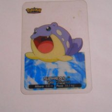 Trading Cards: CROMO CARTA POKEMON. SPHEAL. TDKP8. Lote 62421180