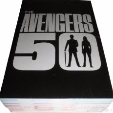 Trading Cards: 72 TRADING CARDS THE AVENGERS - LOS VENGADORES - DIANA RIGG - PATRICK MACNEE. Lote 67199669