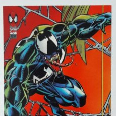 Trading Cards: THE AMAZING SPIDER-MAN FLEER 1994 CROMO 67 VENOM TRADING CARD. Lote 68842129