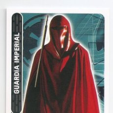 Trading Cards: GUARDIA IMPERIAL / STAR WARS: FORCE ATTAX, 54 - TOPPS/CARREFOUR, 2016. Lote 68956605