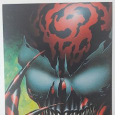 Trading Cards: MARVEL MASTERPIECES FLEER 1995 CROMO 20 CARNAGE TRADING CARD. Lote 68965757