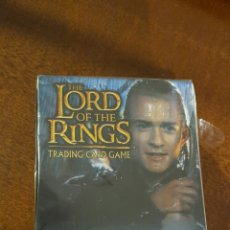 Trading Cards: TRADING CARD GAME EL DE LOS ANILLOS THE LORD OF THE RINGS. Lote 69710677