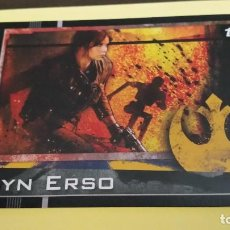 Trading Cards: STAR WARS - ROGUE ONE - TOPPS 2016 - Nº 2. Lote 73492871