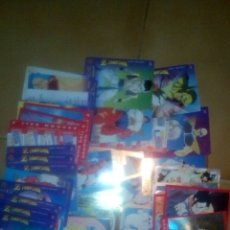 Trading Cards: LOTE 82 CARDS DRAGON BALL Z SERIE 2-3-4 Y FIGHTING CARDS. Lote 73943547