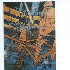 Trading Cards: MIKE KALUTA SERIE 1 : AUTOGRAFO ORIGINAL DEL AUTOR , INCLUIDO EN LA COLECCION LIMITADO A 1000. Lote 74277839