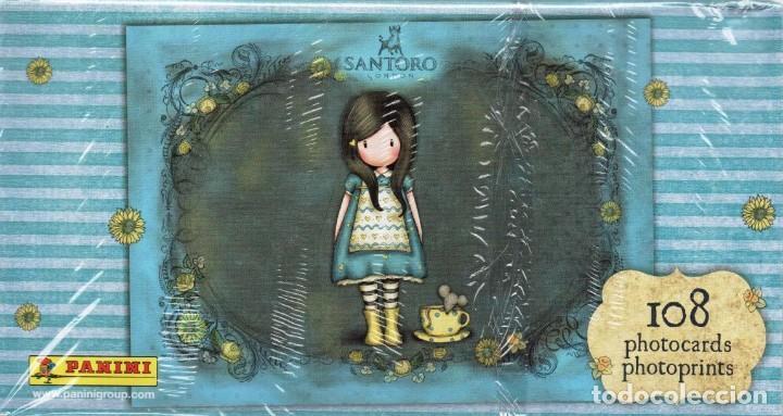 Caja completa photocards santoro gorjuss 2016 comprar for Donde se compran los vinilos decorativos
