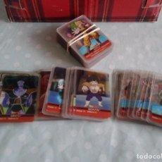 Trading Cards: LOTE 131 DRAGONBALL Z LAMINCARDS VENDE LOTE O 0,50 UNIDAD. Lote 77339017