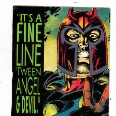 Trading Cards: Nº 1 MAGNETO1993 MARVEL SKYBOX. TRADING CARDS.. Lote 81152356