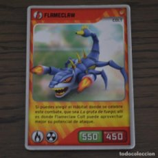 Trading Cards: FLAMECLAW COLT. INVIZIMALS 008. LITERACOMIC. Lote 81271312