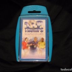 Trading Cards: TOP TRUMPS FUTBOL. Lote 82359828