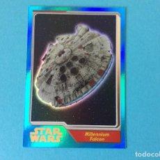 Trading Cards: STAR WARS EL DESPERTAR DE LA FUERZA Nº 207 METALIZADA NUEVAS . Lote 84397832