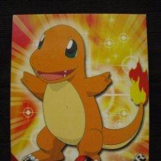 Trading Cards: POKEMON - # 04 CHARMANDER - NINTENDO.. Lote 84754980