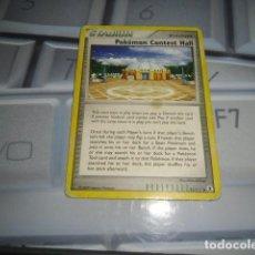 Trading Cards: POKEMON STADIUM POKEMON CONTEST HALL . Lote 86090356
