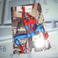 Trading Cards: MARVEL SPIDERSENSE SPIDER-MAN 1. Lote 86343432