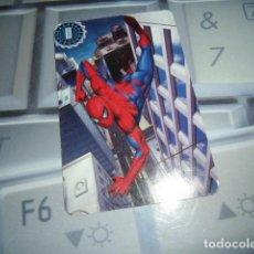 Trading Cards: MARVEL SPIDERSENSE SPIDER-MAN 1. Lote 86343692