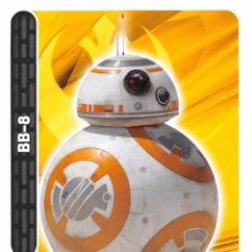 Trading Cards: TOPPS FORCE ATTAX (STAR WARS) #85 BB-8 (DROIDE). Lote 87652024