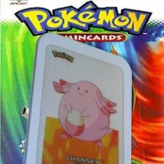 Trading Cards - LAMINCARDS POKEMON. EDIBAS. AÑO 2005. Nº 113 - 87729788