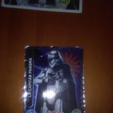 Trading Cards: TOPPS FORCE. STAR WARS. LA CAPITAN PHASMA. 99. C2. Lote 88414844