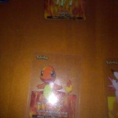 Trading Cards: POKÉMON CHARMANDER. 004. C2. Lote 88753500