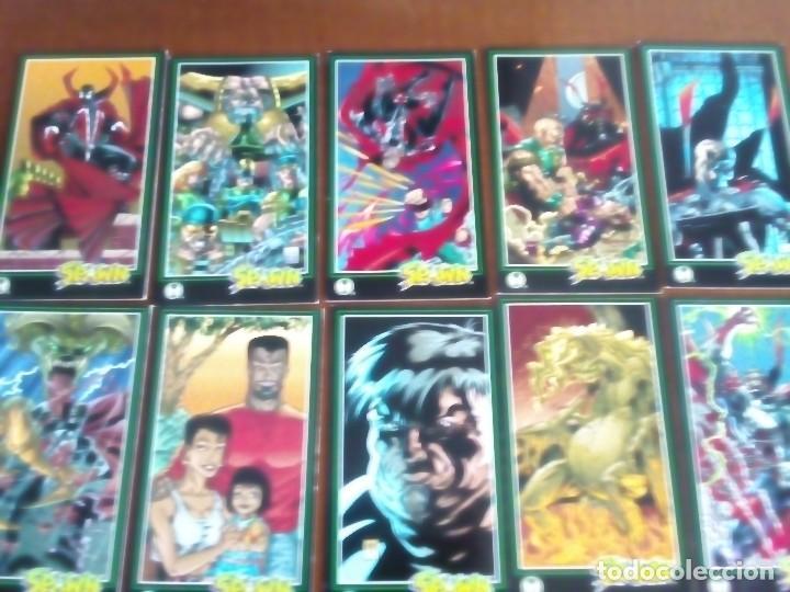 Trading Cards: SPAWN 59 TRADING CARDS AÑO 1995 LEER DESCRIPCION - Foto 3 - 89306208