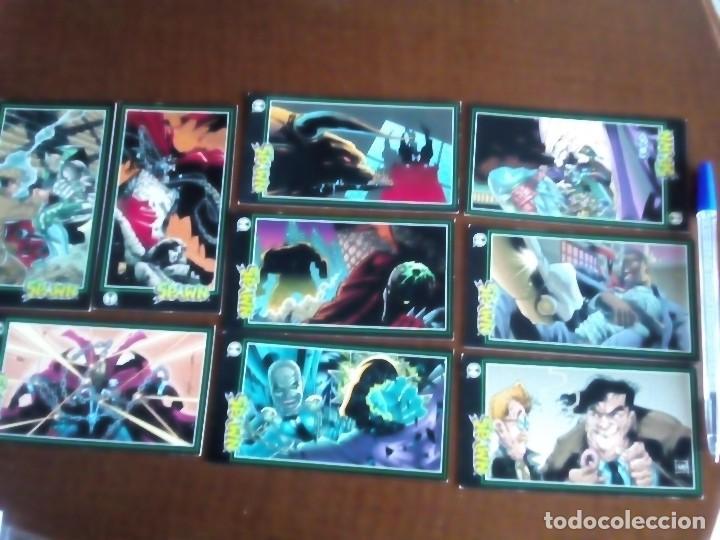 Trading Cards: SPAWN 59 TRADING CARDS AÑO 1995 LEER DESCRIPCION - Foto 6 - 89306208