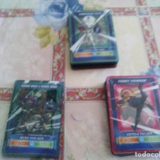Trading Cards: LOTE DE 102 CARDS SIN REPETIR DESAFIO CHAMPIONS. Lote 90762505