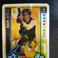 Trading Cards: STAR WARS EDICION LIMITADA HAN SOLO TOPPS 2017. Lote 91318650