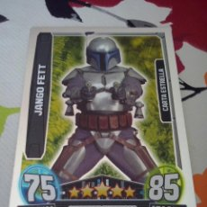 Trading Cards: TOPPS - STAR WARS FORCE ATTAX 2013 SERIE 3 CARD NUM.223 - NUEVA DE SOBRE. Lote 92098000